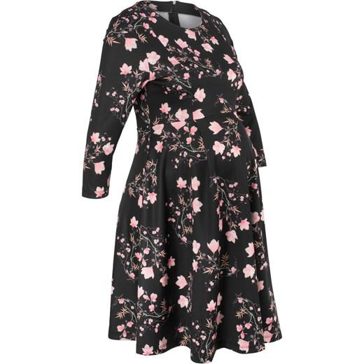 e406ce3a60 Sukienka ciążowa neoprenowa BPC Collection bonprix w Domodi