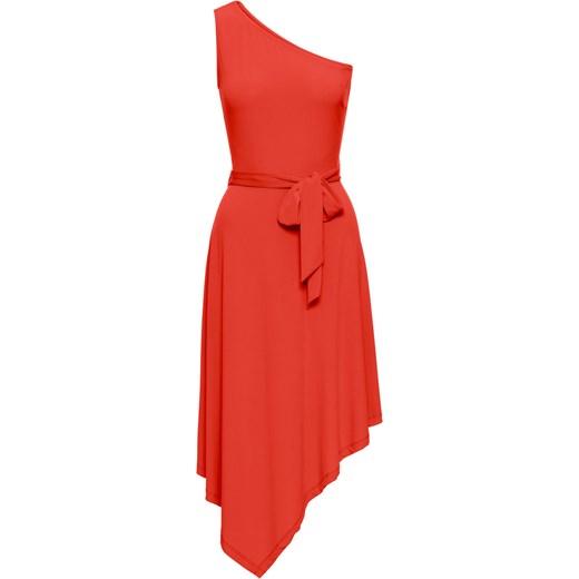 1e82db9f56 Sukienka na jedno ramię