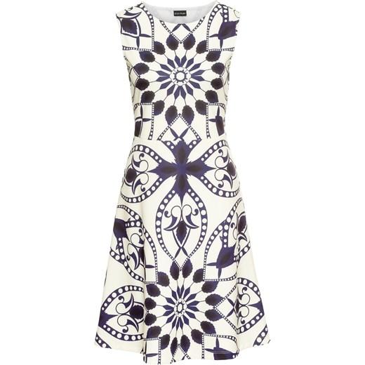 b57ad10354 Sukienka z nadrukiem Bonprix Bodyflirt Boutique 32 34 bonprix