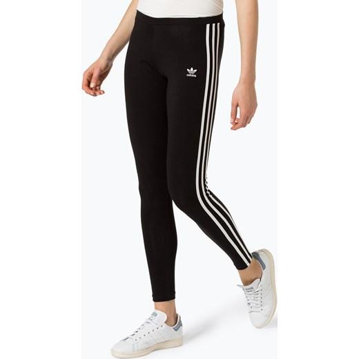 5ac97c3281e3ae adidas Originals - Sportowe legginsy damskie, czarny vangraaf w Domodi