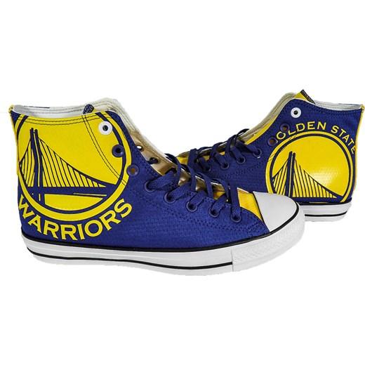 ... Buty Converse Chuck Taylor All Star High NBA Golden State Warriors -  159416C - Golden State ... bb232fab7