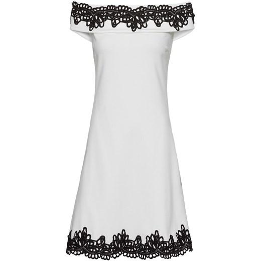 ed6c9d2651 Sukienka z koronką Bonprix Bodyflirt Boutique 44 46 bonprix