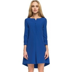 87c751556f Sukienki asymetryczne długi rękaw na spotkanie biznesowe