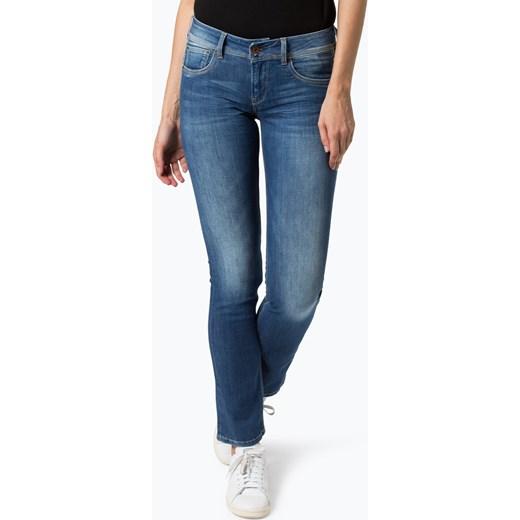6846c647c2906a Pepe Jeans - Jeansy damskie – Saturn, niebieski Pepe Jeans 28-32 vangraaf