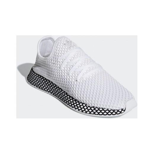 Buty męskie sneakersy adidas Originals Deerupt Runner B41767 BIAŁY sneakerstudio.pl