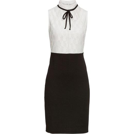 a2e9c804be Sukienka biznesowa Bonprix Bodyflirt Boutique 44 46 bonprix