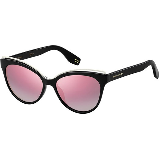 89cf576d9c2d ... Marc Jacobs Eyewear cat-eye tinted sunglasses - Black Marc Jacobs  Eyewear One Size Farfetch ...