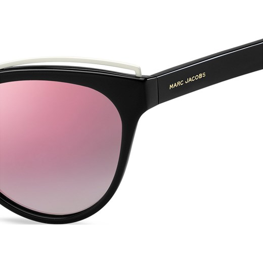 585b23b39ebb ... Marc Jacobs Eyewear cat-eye tinted sunglasses - Black Marc Jacobs  Eyewear One Size Farfetch