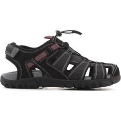 893487b479bf5 Czarne sandały męskie, wyprzedaż, wiosna 2019 w Domodi