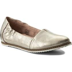 14493aec Złote buty damskie eksbut, lato 2019 w Domodi