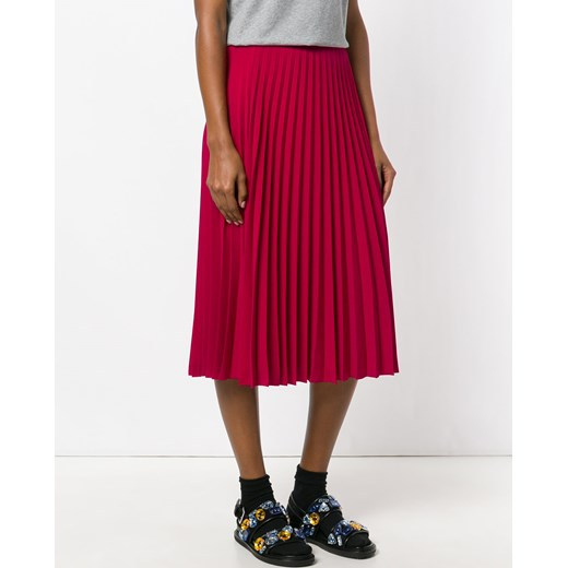 558002d6d7f66 ... Red Valentino pleated skirt Red Valentino 46 Farfetch ...