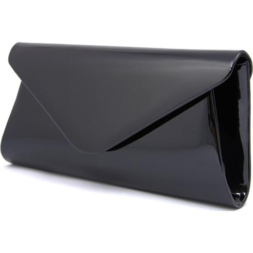 2b0f93f5ba6c1 Kopertówka lakierowana czarna Birwo Oka Bags w Domodi