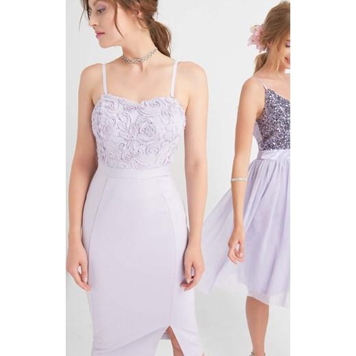 67e1db09a4 Dopasowana sukienka z aplikacją 3D ORSAY orsay.com w Domodi