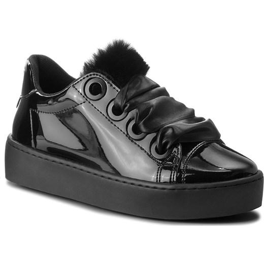 e1b5a01cd Sneakersy GUESS - FLURN3 PAF12 BLACK Guess czarny 38 eobuwie.pl