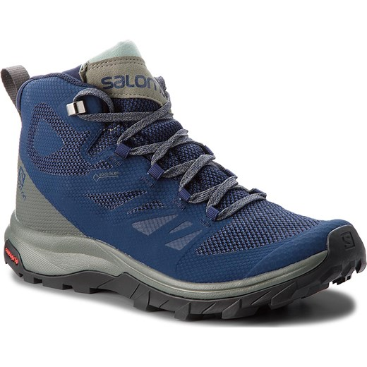 Trekkingi SALOMON Outline Mid Gtx GORE TEX 404764 27 V0