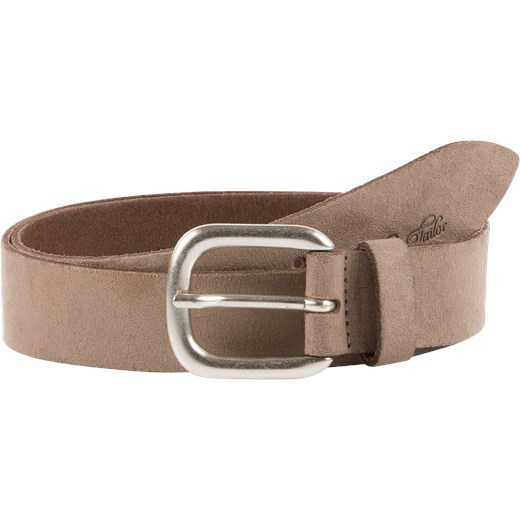 Pasek 'suede leather belt with alcantara soft touch' Tom Tailor  100 AboutYou