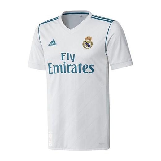 80% ZNIŻKI Koszulka sportowa Adidas z napisami bawełniana