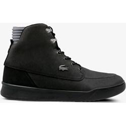 6b4bb454 Czarne buty męskie lacoste sznurówki w wyprzedaży, lato 2019 w Domodi