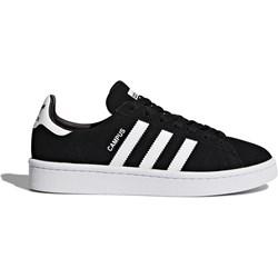 05af283954558 Czarne trampki damskie adidas płaska podeszwa, lato 2019 w Domodi