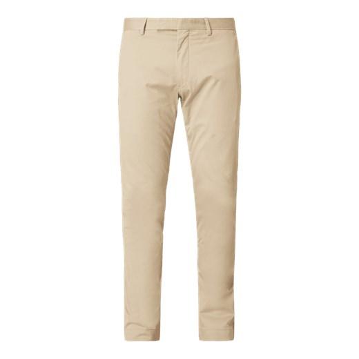 4c5c09c54 Spodnie chino o kroju Slim Fit ze streczem Polo Ralph Lauren 36/34 Fashion  ID