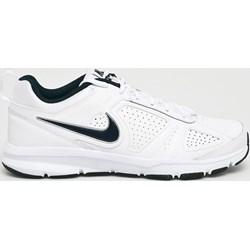competitive price 620fc 0a372 Białe buty sportowe męskie Nike wiązane skórzane