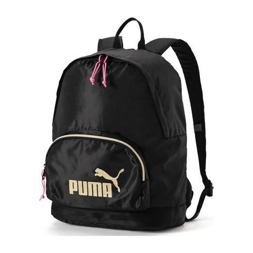 5dc720e3ae71d Plecak Core Seasonal Wmn s Puma (czarny) Puma wyprzedaż SPORT-SHOP.pl