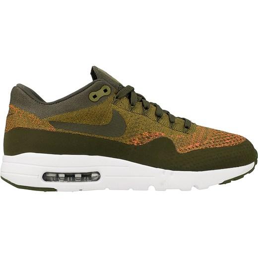 newest collection 6af4c 03a66 Nike Air Max 1 Ultra Flyknit 843384-300 zielony Nike 46 ButyMarkowe  wyprzedaż