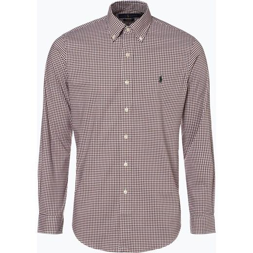 0dfbba5a9 Polo Ralph Lauren - Koszula męska – Regular Fit, brązowy Polo Ralph Lauren  XL vangraaf