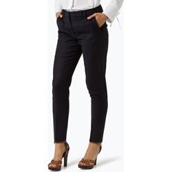 8ae22c6848aca Czarne spodnie damskie vangraaf, wiosna 2019 w Domodi