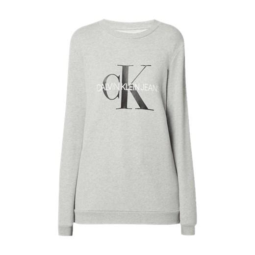 2d55bdbc3 Bluza z nadrukowanym logo Calvin Klein Peek&Cloppenburg w Domodi