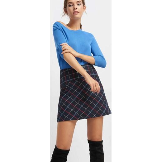 6aa220e2d9 Trapezowa spódnica w kratę ORSAY orsay.com w Domodi