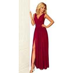 52058edfcbe1 Czerwone sukienki wieczorowe maxi