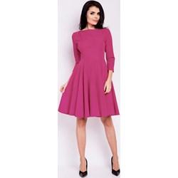 Sukienki Rozkloszowane Wiosna 2019 W Domodi