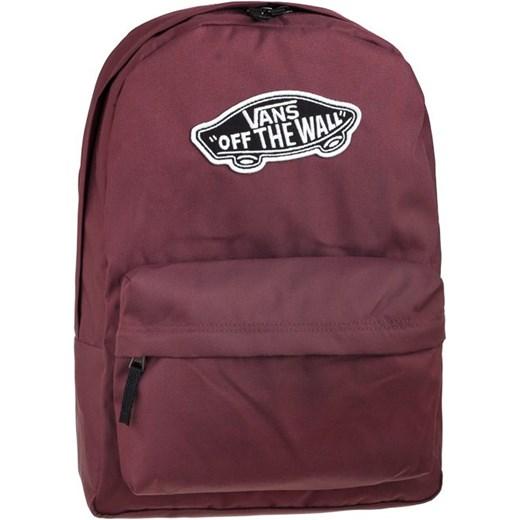 Plecak Vans Realm Backpack Catawba Grape VN0A3UI6ALI (VA226 c) fioletowy ButSklep.pl