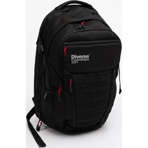 bafa37afb9511 Plecak DEXT TAKER Czarny Diverse w Domodi