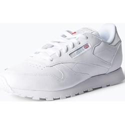 ef82cb60ca9a Białe buty sportowe damskie reebok inne modele płaska podeszwa ...