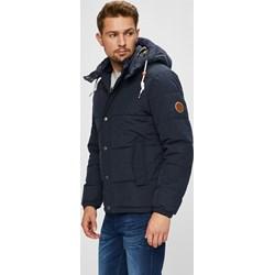 13862db52754 Granatowe kurtki męskie zimowe answear.com, jesień 2018 w Domodi