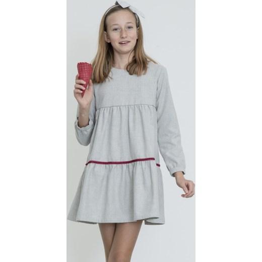 dbd83e3610 Sukienka dziewczęca Aqademia - showroom.pl w Domodi