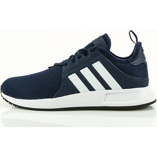 Buty sportowe damskie Adidas do biegania x_plr gładkie ze