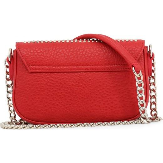 29bd7e072a132 ... LOVE MOSCHINO Mała torebka z ćwiekami listonoszka czerwona JC4066PP16LS Love  Moschino okazyjna cena rinkopl ...