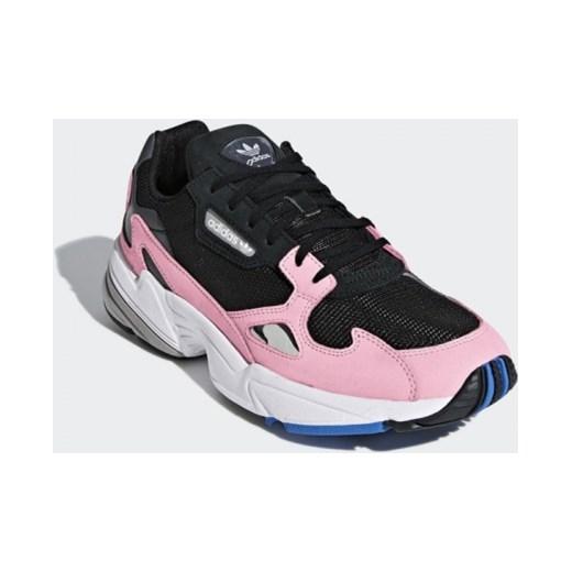 sekcja specjalna najlepszy design więcej zdjęć Buty damskie sneakersy adidas Originals Falcon B28126 - CZARNY  sneakerstudio.pl