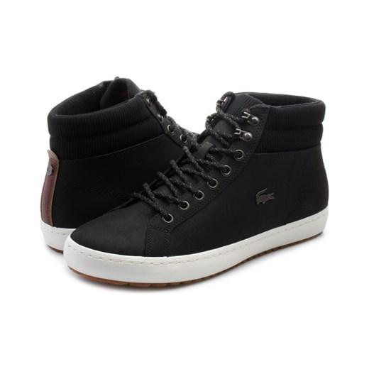 2cb4831e Lacoste Męskie Straightset Insulate Hi Office Shoes Polska w Domodi