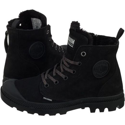 wyprzedaż ze zniżką klasyczny styl eleganckie buty Buty Palladium Pampa Hi Zip WL Black 95982-010-M (PA45-a) ButSklep.pl