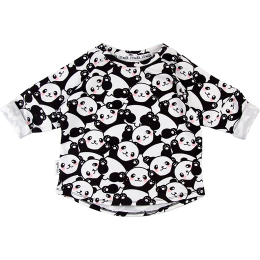 "SWEATSHIRT ""PANDA""  i love milk"