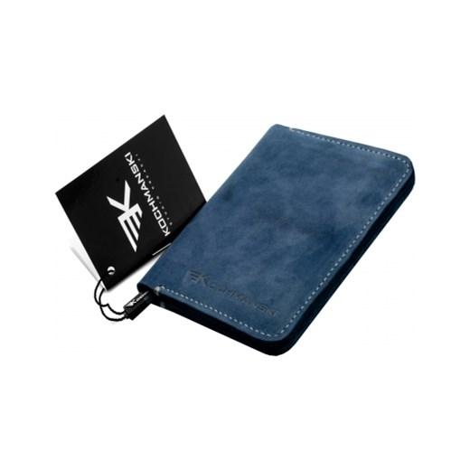 c06aa0244abba Cienki portfel męski skórzany slim Kochmanski 1268 Kochmanski Studio Kreacji®  Skorzany