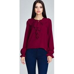 b1bd4a07b3949c Czerwone bluzki koszulowe damskie, lato 2019 w Domodi