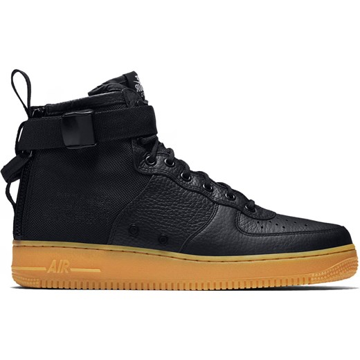 Nike SF Air Force 1 Mid Blackgum 917753 003