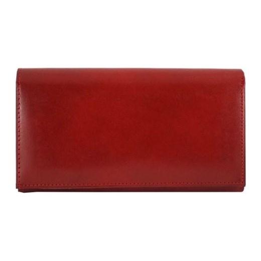 777e7eab0469d Klasyczne portfele skórzane damskie - Barberini s - Czerwony Barberini`s  Wojtowicz Awangarda Shoes ...