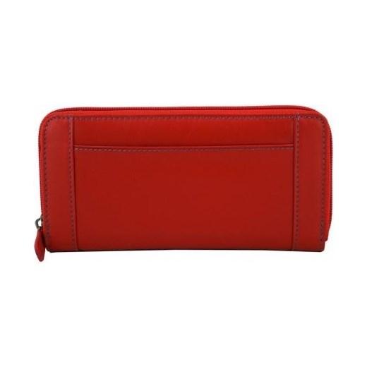 931b664970456 Modne portfele skórzane damskie - Barberini s - Czerwony Barberini`s  Wojtowicz Awangarda Shoes ...