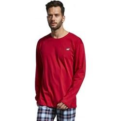 f3bcc661299293 Czerwone piżamy męskie, lato 2019 w Domodi